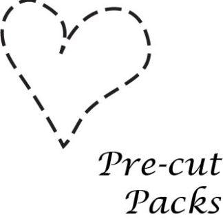 Pre-cut Packs