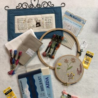 Needlework and Embroidery